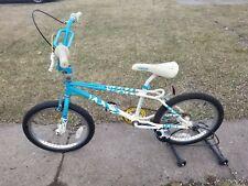 OLD SCHOOL BMX 1985 RALEIGH ULTRA SHOCK RAMPAR FREESTYLE BIKE VINTAGE RARE