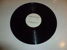 """THE MASTER - Extermination (Slam Jam Mix) - UK 3-track 12"""" DJ PROMO Single"""