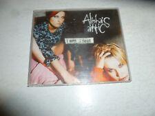 ALISHA'S ATTIC - I Am I Feel - 1996 UK 4-track CD single