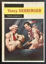 Vintage 1958 Topps TV WESTERNS card #35 TENSE MOMENTS- combined ship