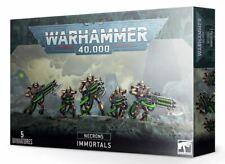 Necron Immortals / Deathmarks Necrons Warhammer 40k Games Workshop Extinktoren