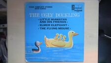 Disneyland Records THE UGLY DUCKLING LP 1969