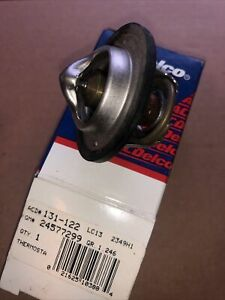 131-122 AC Delco Thermostat New for Chevy Olds Suburban Express Van S10 Pickup