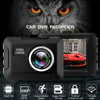 2.2 Full HD 1080P Car DVR Night Vision Vehicle Camera Dash Cam Video G-sensor