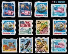 E Rate 2276-85 2285A Regular Issue 1987-88 First Class Set of 12 MNH - Buy Now
