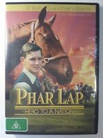 Pharlap (DVD, 2005) Australian Horse Racing - TRUE STORY - Region 4