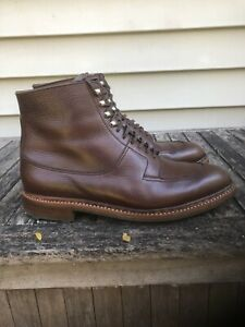 JM Weston Boots US9.5D *Excellent* Boot Trees Included