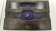 Starcraft II 2 Heart Of Swarm Collector's Edition Box et Tapis de souris uniquement