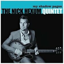 The Nick Hexum Quintet CD My Shadow Pages mint