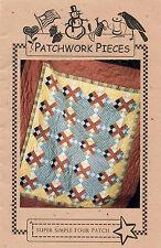 Super Simple Four Patch Quilt Pattern #123
