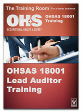 OHSAS 18001:2007 Health and Safety Lead Auditor Training 2015