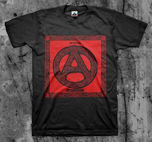 Oi Polloi 'Fight Back' T shirt (Conflict Aus-Rotten Discharge Crass Sub Humans)