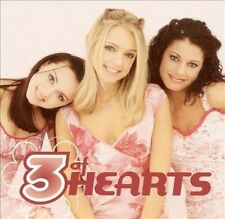 Three of Hearts: 3 of Hearts  Audio Cassette
