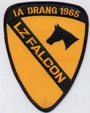 1st Cav IA Drang 1965 - LZ Falcon BC Patch Cat. No. C5787