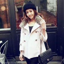 Unbranded Regular Size Wool Blend Coats, Jackets & Vests for Women