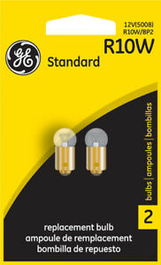 General Electric R10W/BP2 Turn Signal Light (PACK OF 2)