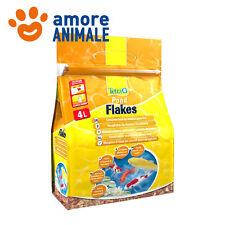 Tetra Pond Flakes 4L - Mangime pesce