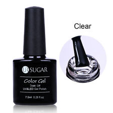 Nail Blossom Gel White Clear Nail Art UV Blooming Soak Off Gel Polish UR SUGAR