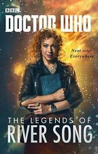 DOCTOR WHO The Legends of River Song by Jenny T. Colgan