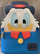 Loungefly Disney Parks Scrooge Mini Backpack - BNWT