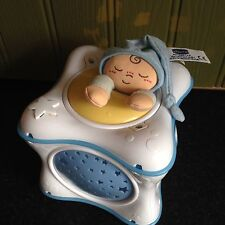 CHICCO Collectable Musical Cot Toy with Light Colour Change Projector for Baby