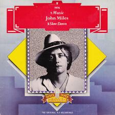 "JOHN MILES - Music  7"" 45"