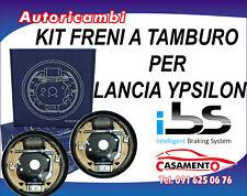 KIT FRENI TAMBURO LANCIA YPSILON 1.2 16V DAL 2003 IN POI