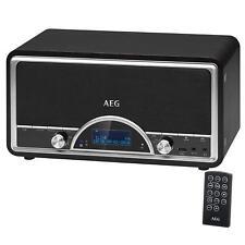 AEG 400686 Retro digital Radio Bluetooth NDR 4378 DAB schwarz D