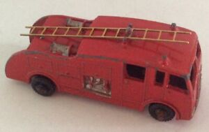 Benbros Dennis Fire Engine. Vintage England