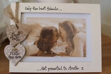 Personalised Photo Frame! Auntie Aunty Gift! 7x5''