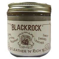 BlackRock Leather 'N' Rich Cleaner Conditioner and Protector   4 oz