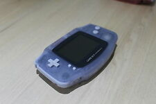 New Refurbished Game Boy Advance Console Clear Blue New Body & Screen