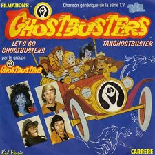 TV OST GHOSTBUSTERSLET'S GO GHOSTBUSTERS / TANGHOSTBUSTER FRENCH 45 SINGLE
