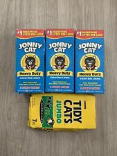Johnny Cat Heavy Duty Litter Box Liners 3 Boxes of 5 Jumbo Liners Tidy Cats