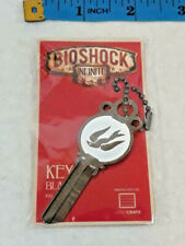 Bioshock Infinite Key Blank Set June 2016  Loot Crate EXCLUSIVE ~ Ships FREE