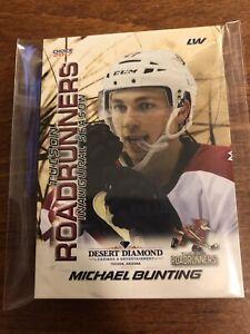 2016-17 Tucson Roadrunners (AHL) COMPLETE MINOR LEAGUE TEAM CARD SET 23 CARDS