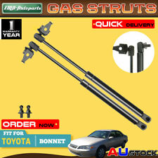 2x Bonnet Gas Struts For Toyota Camry MCV20 SXV20R Series 1997 1998 1999-2002