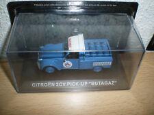 Citroën 2CV Pick-up « Butagaz » 1/43 IXO Altaya