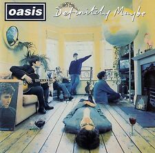 OASIS : DEFINITELY MAYBE / 2 CD-SET (SPECIAL LIMITED EDITION)