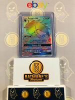 Zoroark GX 77/73 NM/M MINT Full Art Hyper Secret Rare Holo Pokemon Card
