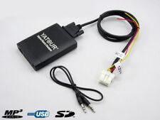 INTERFACE AUDIO ADAPTATEUR MP3 USB SD AUX AUTORADIO COMPATIBLE NISSAN PRIMERA
