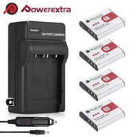 NP-BG1 NP-FG1 Battery + Charger for Sony Cyber-shot DSC-W220 DSC-H55 DSC-H20 H10