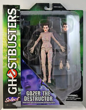 Ghostbusters Select GOZER THE DESTRUCTOR Action Figure w/ Base