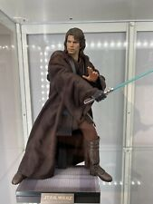 hot toys star wars 1/6 Anakin Skywalker Light Side Plus Custom Jedi Robe