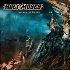 HOLY MOSES - Agony Of Death  [Ltd.Edit.] DIGI