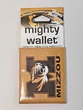 New Mighty Wallet Thin TYVEK Long Lasting Mizzou Tigers Missouri Design New Gift