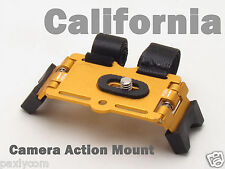 Flip Action Mount F Camera Camcorder Bicycle Bike Road Video Tripod Canon Nikon.