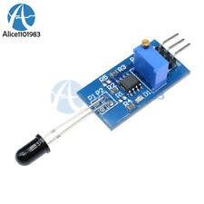 Flame Sensor Module Wavelength 760nm 1100nm Lm393 Ir Flame Temp Sensor Board