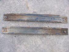 1987 1988 1989 1990 1991 1992 F150 F250 F350 REAR GAS TANK FUEL STRAP STRAPS