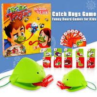 Bugs lustige nehmen Karte Essen Pest Fang Desktop-Spiele Brettspiele für Kinder